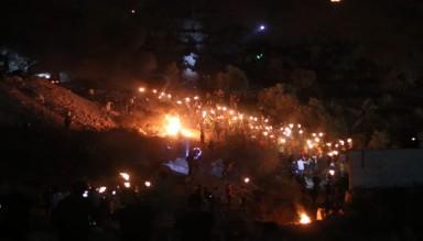 Filistin Direnişi; Gece Karmaşası