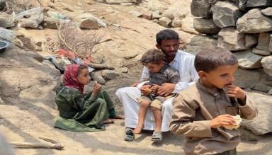 WFP: Yemen Halkı Karınlarını Doyurmak İçin Ağaç Yapraklarıyla Besleniyor