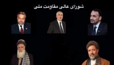 Afganistan'da Ulusal Direniş Yüksek Konseyi Kurulma Kararı Alındı