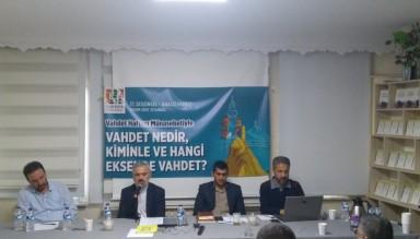 TAYDER'de İslami Vahdet Haftası