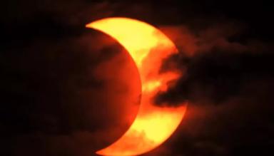 10 Haziran Güneş Tutulması Büyüleyici Görüntülere Sahne Oldu