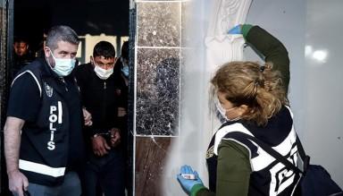 Bursa'da Silah Kaçakçılarına Şafak Operasyonu