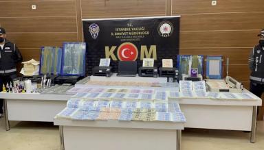 İstanbul'da Düzenlenen Sahte Para Operasyonunda 2 Kişi Yakalandı