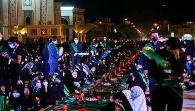 İran'da Hz. Rukayye (s.a) İçin Matem Merasimi Düzenlendi