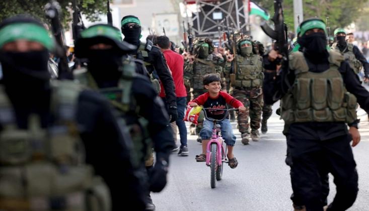 'Kudüs'ün Filistin'in Ebedi Başkenti Olacağı Kanıtlandı'
