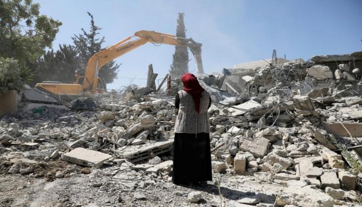 İşgalci İsrail, Filistinlilere Yaşama Hakkı Tanımıyor