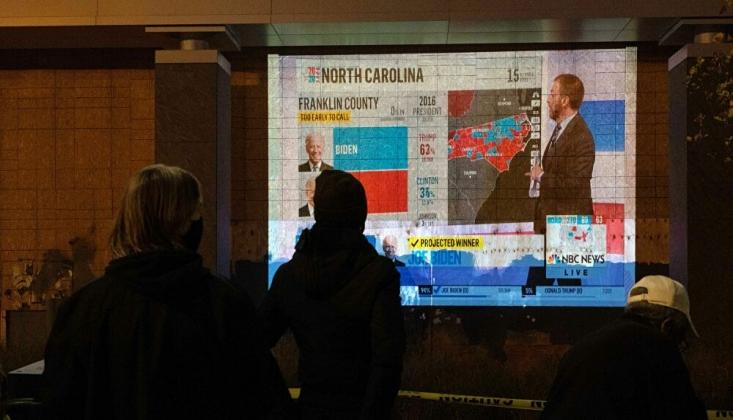 ABD'de Başkanlık Yarışı: Kritik Eyaletlerde Sayım Devam Ediyor