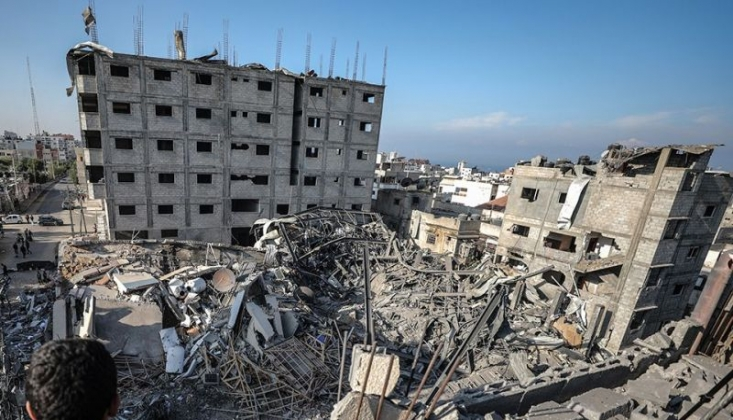 Gazze, Tamamen Dış Dünyadan Kopartılacak