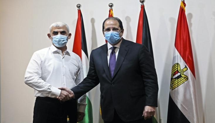 Mısır'dan Filistin'e Ziyaret