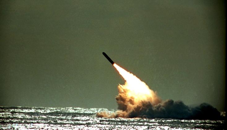ABD, Nükleer Başlık Taşıyabilen Balistik Füzesini Test Etti