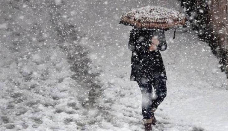 Meteoroloji Uyardı: Yağış ve Kar Geliyor
