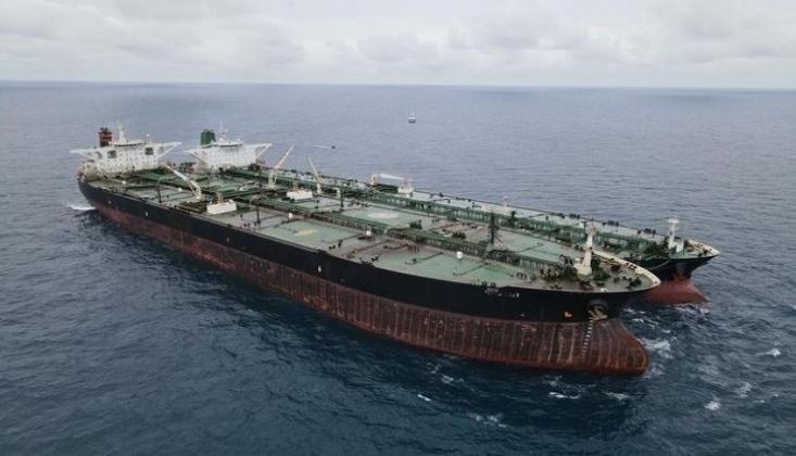 Endonezya İran Bandıralı Petrol Tankerini Durdurdu