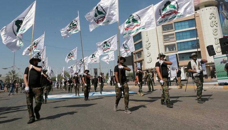ABD'nin Haşdi Şabi'ye Saldırısı Savaş İlanıdır