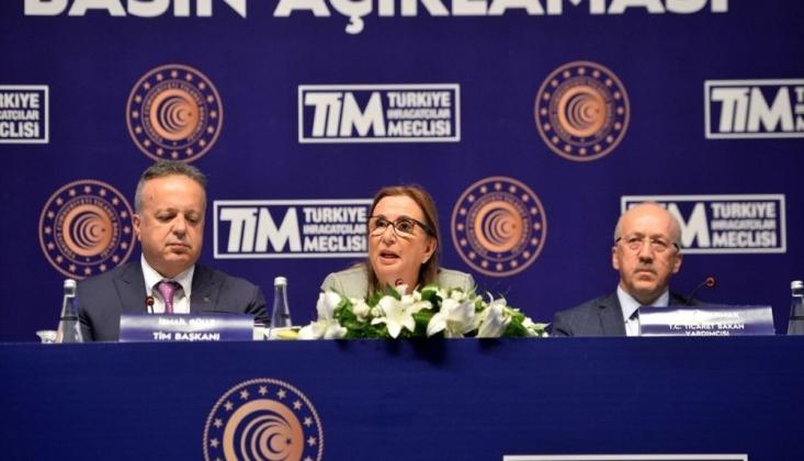 Eylül Ayı Dış Ticarette 1.7 Milyon Dolar Açık