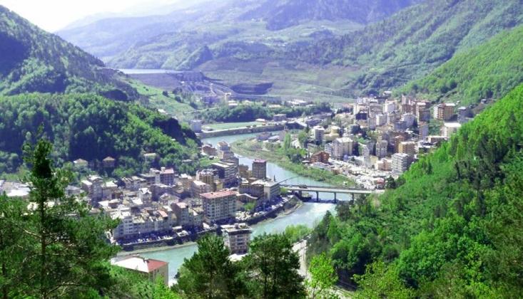 Artvin'in Borçka İlçesi ve Bir Köy Karantinaya Alındı