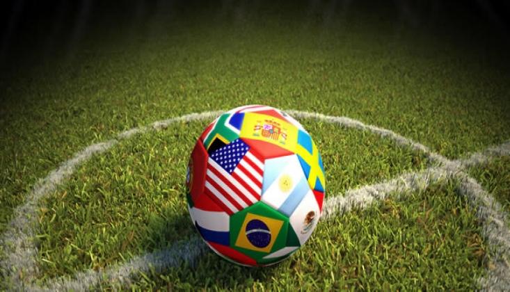 Dünya Futbolu Geri Sayıma Geçti!