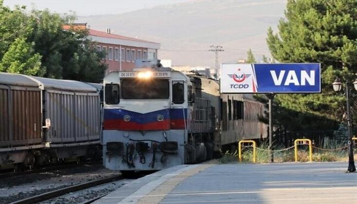 İran ile Türkiye Arasında Demiryolu İşbirliği Artacak
