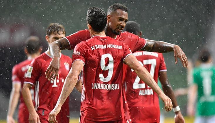 Bayern Münih 30. Şampiyonluğunu İlan Etti