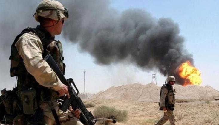 Haseke'de Bir ABD Üssüne Roketli Saldırı
