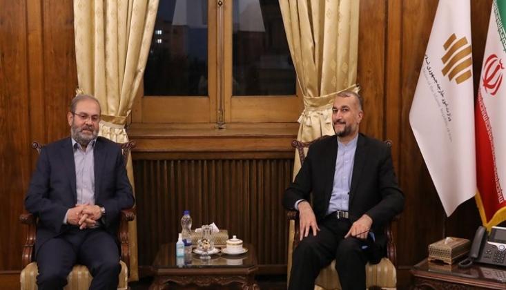 Abdullahiyan: İran, Direnişi Desteklemeye Özen Gösteriyor