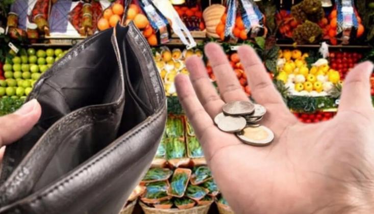 Birleşik Kamu-İş; Açlık Sınırı ve Yıllık Enflasyonu Açıkladı