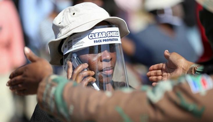 Güney Afrika Cumhuriyeti'nde Kovid-19 Vaka Sayısı 1 Milyon 502 Bini Geçti