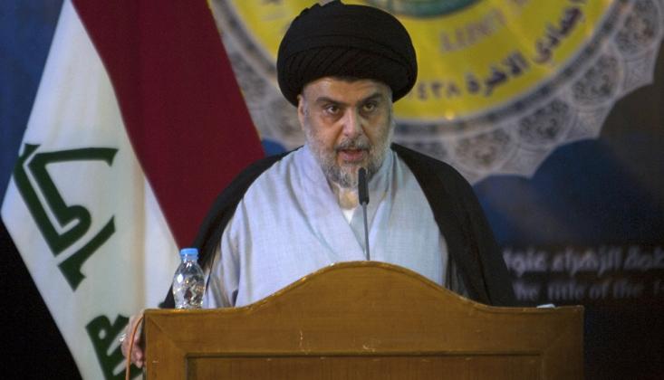 Sadr'dan 25 Ekim'de Yapılacak Gösterilere Destek