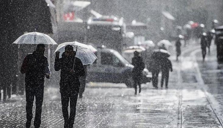 Meteoroloji Uyardı:Yağış Etkili Olacak