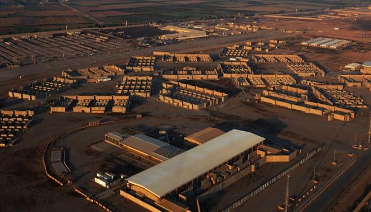 Kuzey Irak'taki ABD Hava Üssüne Katyuşa Roketi İsabet Etti