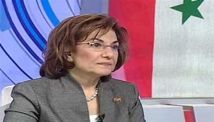 Buseyna Şaban: Suriye Medya Saldırıları Altında