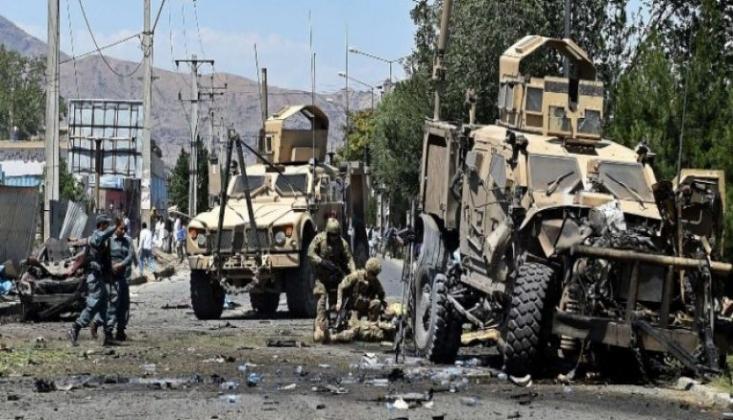 Irak'ta İşgalci ABD Konvoyuna Operasyon