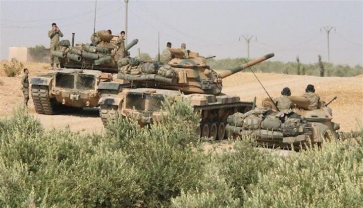 SANA: Suriye Ordusu Menbiç'e Girdi