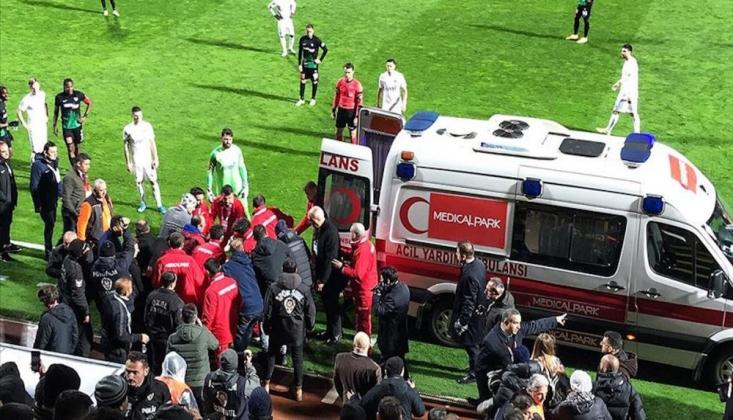 Maçta Kalp Krizi Geçiren Eski Kasımpaşa Sportif Direktörü Hayatını Kaybetti