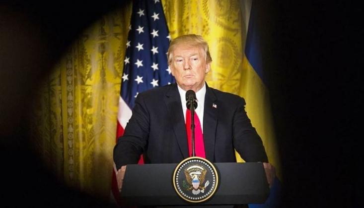 Trump Hasar Tespiti Yapıyor