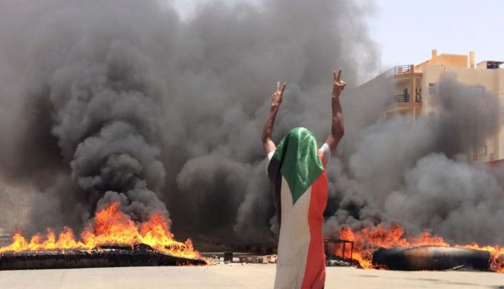 Afrika Birliği'nden Sudan'daki Sivil Ölümlerine Tepki