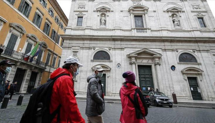 İtalya'da Tüm Okullar Koronavirüs Nedeniyle Tatil Edildi!