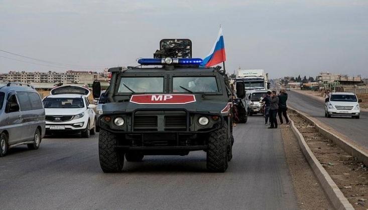 Rusya: 300 Askeri Polis Suriye'ye Gitti