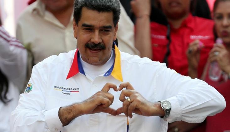 Venezuela'dan İran'a Teşekkür