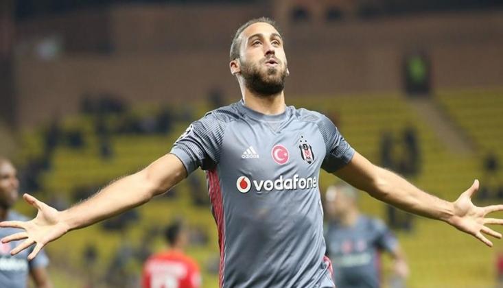 Cenk Tosun Yeniden Beşiktaş'ta