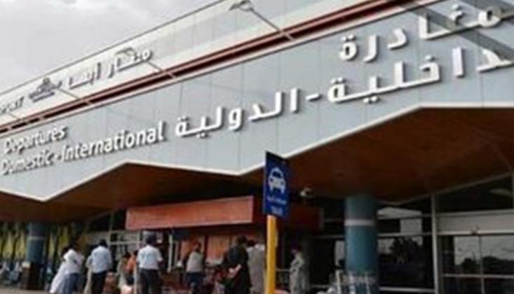 Yemen'den Abha Havaalanına İHA'lı Saldırı