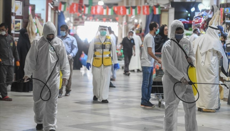 Arap Ülkelerinde Kovid-19 Kaynaklı Can Kayıpları ve Vakalar Arttı