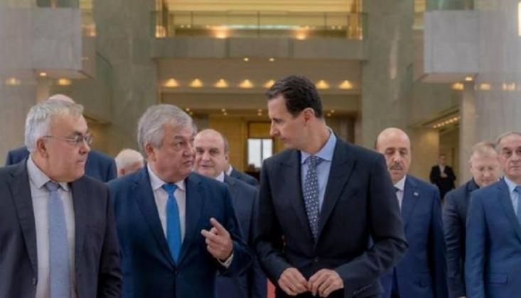 Suriye'ye Saldıran Güçler Bir An Önce Ülkeyi Terketmeli