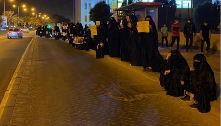 Bahreynli Kadınlar Rejime Karşı Direniyor
