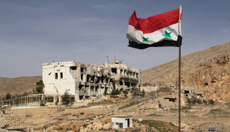 'Suriye Anayasa Komitesi Konusunda Ciddi İlerleme Olabilir'