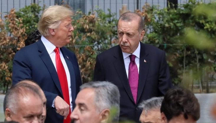 WP: Trump, Erdoğan'a Temsilciler Meclisi Üyelerini Kızdıracak Bir Teklifte Bulunacak