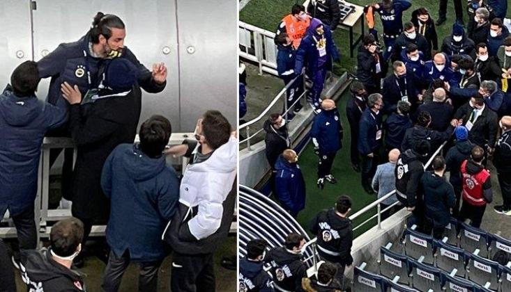 Fenerbahçe Kasımpaşa Maçı Sonunda Tartışma!