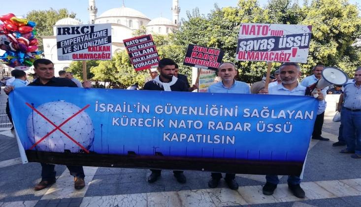 Malatya'da NATO Gösterisi/FOTO