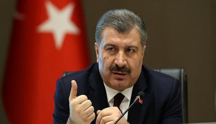 Sağlık Bakanı Fahrettin Koca'dan Sosyal Mesafe Uyarısı
