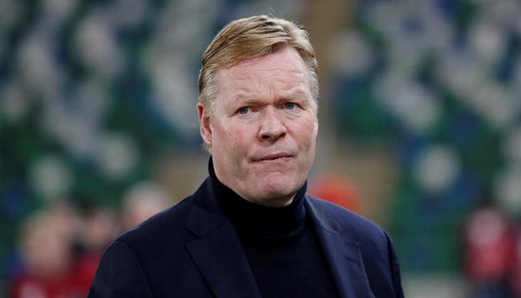 Barcelona'nın Yeni Teknik Direktörü Ronald Koeman Oldu!