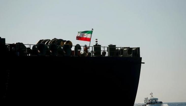 İran Tankerine Saldırının Arkasında İsrail Var